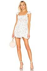 LPA Ernesta Dress in Dee Floral