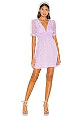 LPA Massima Dress in Lavender