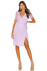 LPA Mariella Dress in Lavender