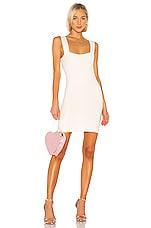 LPA Dina Dress in White
