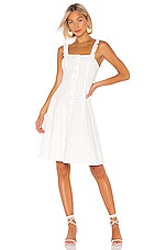 LPA Sanzio Dress in White