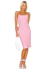 LPA Tank Midi Dress in Baby Pink