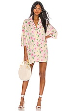 LPA Dress Shirt in Layla Floral