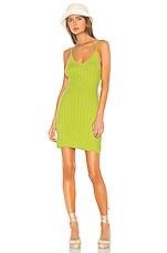 LPA Sarah Dress in Lime