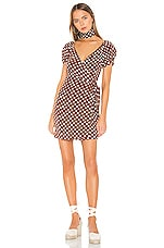 LPA Gionna Dress in Anette Dot