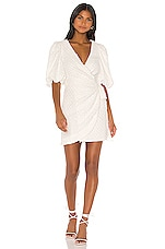 LPA Kathy Dress in White