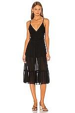LPA Sonja Dress in Black
