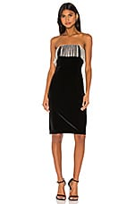 LPA Audra Dress in Black
