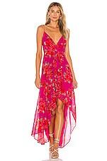 LPA Hilda Dress in Raquel Floral