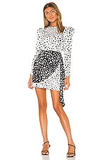LPA Kristina Dress in Austin Print