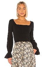 LPA Freya Sweater in Black