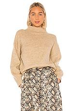 LPA Lyla Sweater in Tan