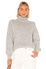 LPA Chichi Sweater in Light Grey