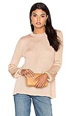 LPA Sweater 20 in Gold Lurex