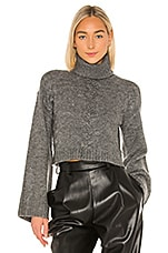 LPA Thyme Sweater in Charcoal