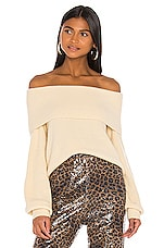 LPA Sweater 2 in Cream