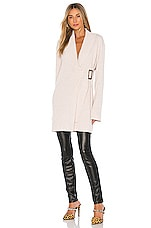 LPA Indy Belted Cardigan in Ivory