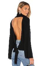LPA Cybil Sweater in Black
