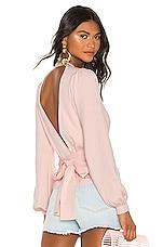 LPA Dana Sweater in Blush