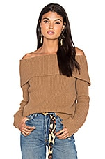 LPA Sweater 2 in Caramel