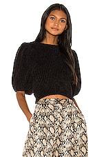 LPA Bonnie Sweater in Black