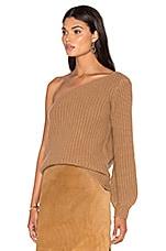 LPA Sweater 3 in Caramel