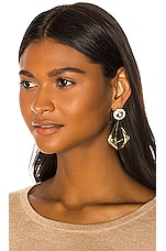 LPA Camille Earring in Gold