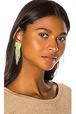 LPA Estelle Earring in Green