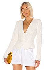 LPA Lori Jacket in White