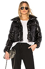 LPA Puffer Jacket 600 in Black