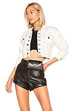 LPA Lia Jacket in White