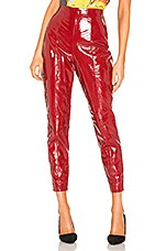 LPA Agata Pant in Red