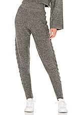 LPA Sage Joggers in Charcoal