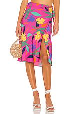 LPA Alessa Skirt in Cyndi Floral