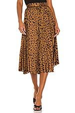 LPA Kaylee Skirt in Austin Print