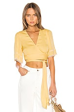 LPA Tessa Top in Yellow
