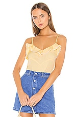 LPA Emma Top in Yellow