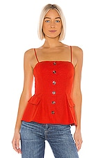 LPA Romina Top in Red