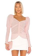 LPA Tina Top in Light Pink