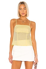 LPA Jelsomina Top in Butter Yellow