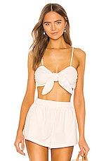 LPA Knot Bandeau in Ivory