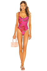 LPA Viola One Piece in Rockin Floral