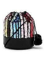 LPA Nina Bag in Multi Sequin