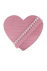 LPA Ava Heart Bag in Pink