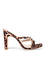 LPA Giana Heel in Leopard