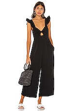L*SPACE Pasadena Jumpsuit in Black