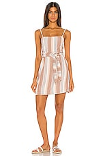 L*SPACE Lauryn Dress in Harmony Stripe