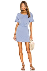 L*SPACE Beachwood Dress in Peri Blue