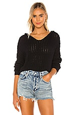 L*SPACE Olympia Sweater in Black