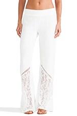 L*SPACE Boardwalk Pant in Ivory